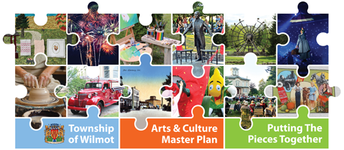Arts and Culture Master Plan logo