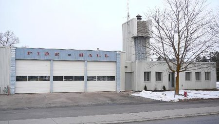 Fire Station 1 in Baden
